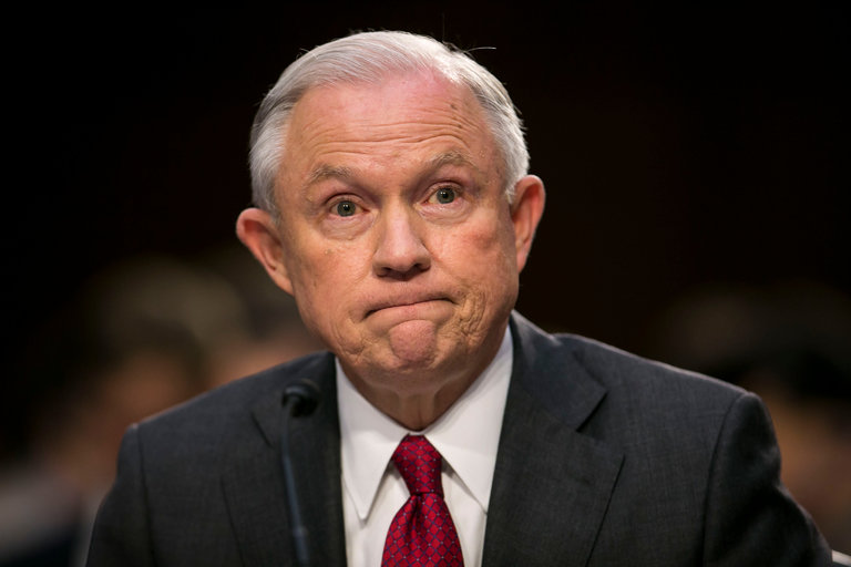jeff sessions - photo #5